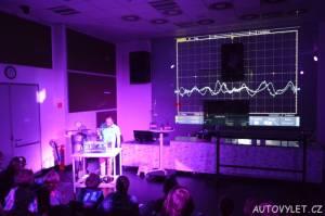 Vida science centrum Brno vědecký zábavní park - představení