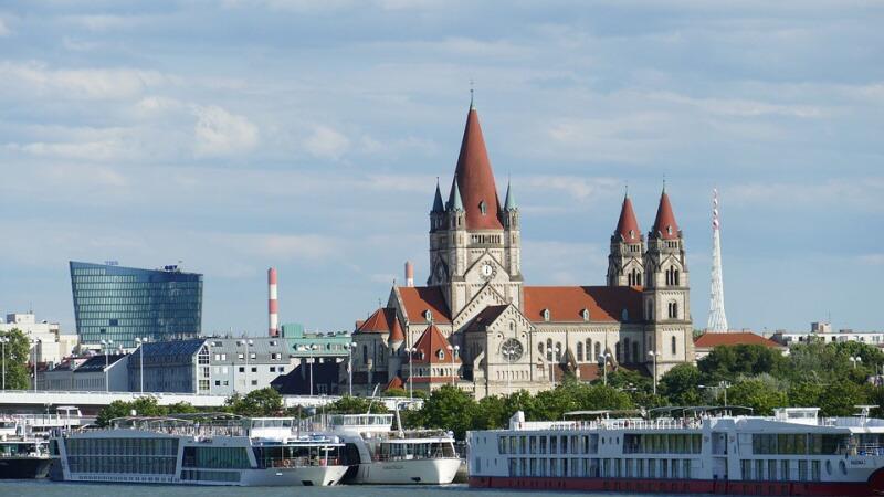 Vídeň Rakousko
