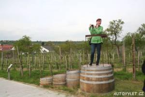 Vinice Loisium Rakousko
