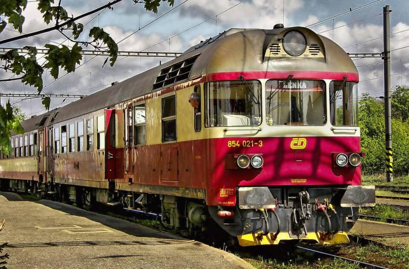 Vlak České dráhy