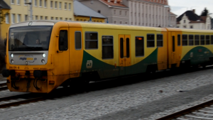 vlak litoměřice horní nádraží
