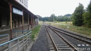 Vlakové nádraží Dolní Poustevna