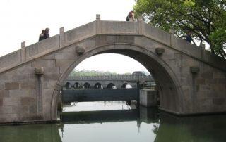 vodní město zhouzuang