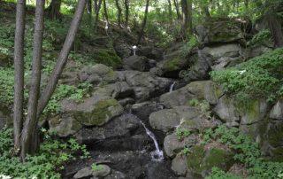 vodopád moravany