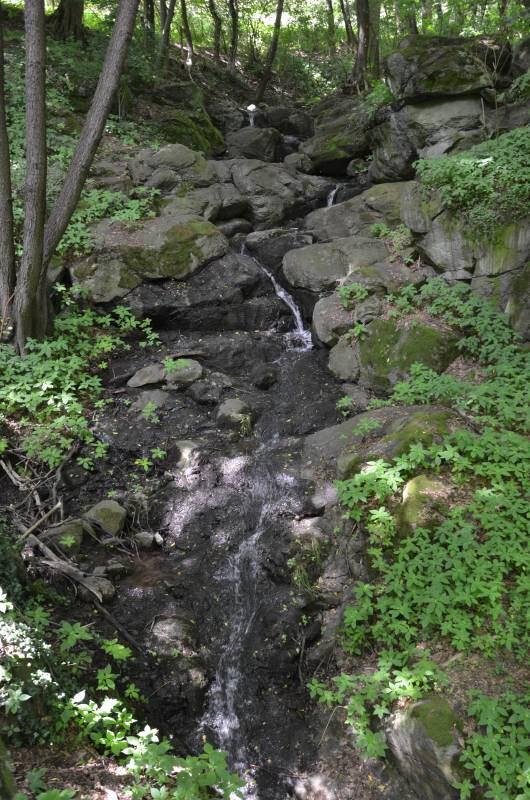 vodopád moravany 2
