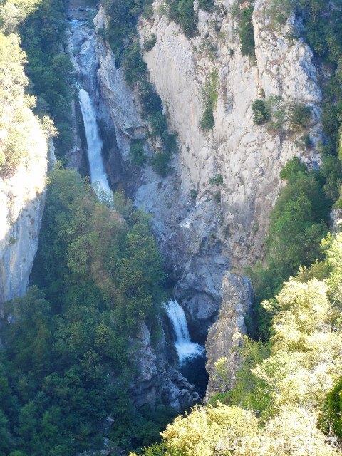 Vodopád Veliká Gubavica