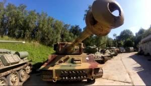 Vojenské muzeum na demarkační linii v Rokycanech 1