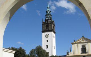 vyhlídková věž dóm litoměřice