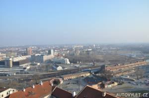 Vyhlídková věž katedrály sv. Petra a Pavla v Brně 2