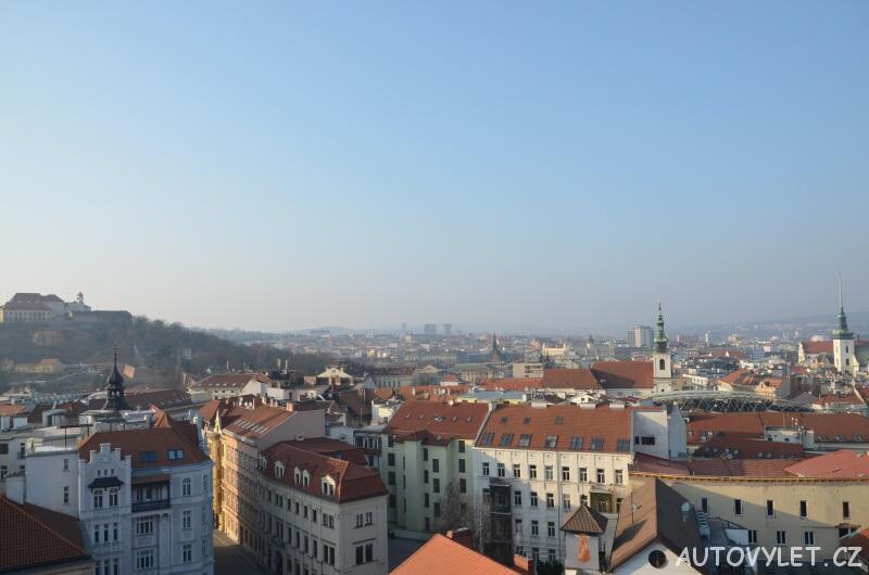 Vyhlídková věž katedrály sv. Petra a Pavla v Brně 4