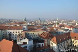 Vyhlídková věž katedrály sv. Petra a Pavla v Brně 5