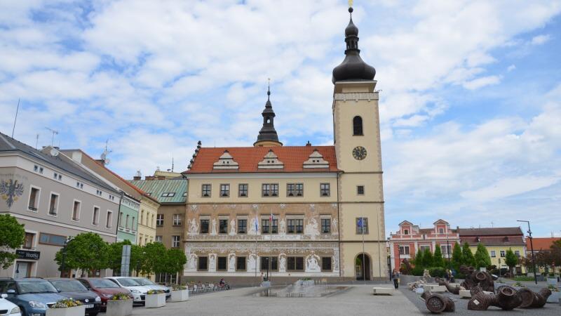 Vyhlídková věž Mladá Boleslav