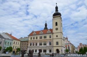 Vyhlídková věž Mladá Boleslav 2