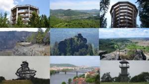 Vyhlídky a vyhlídková místa v ČR