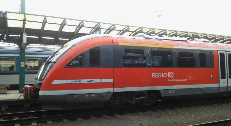 Výlet vlakem - Děčín - Dolní Poustevna