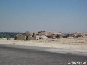 Výlety v Egyptě