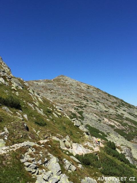 Velká Svišťovka - Vysoké Tatry