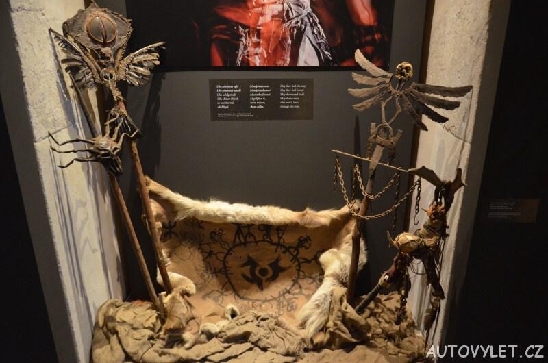 Výstava Jeden kmen - Brno - hrad Špilberk 2