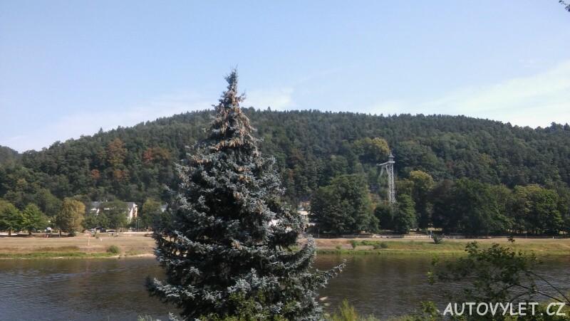 Výtah - Bad Schandau - Německo