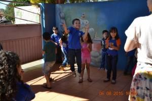 výuka české hudby a tanců v Brazílii