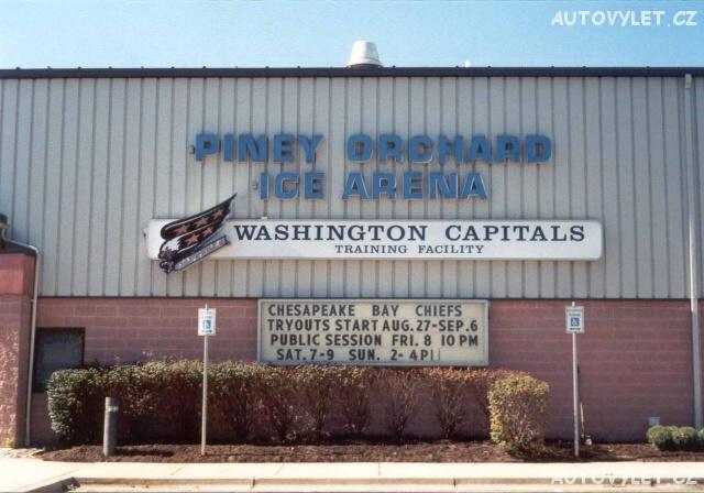 washington capitols - usa - stadion