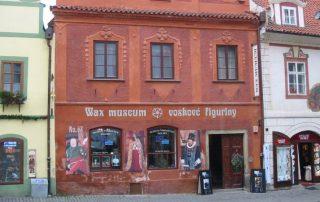 wax museum Český Krumlov