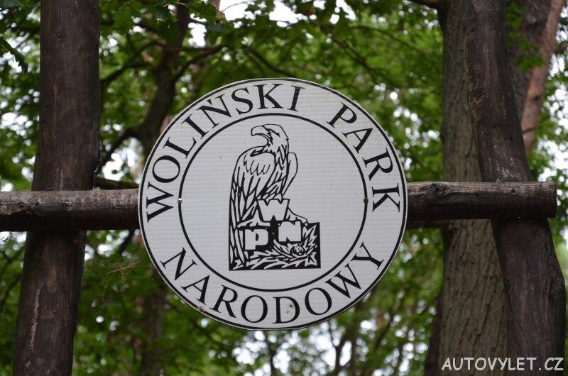 Wolinský národní park - Mezizdroje Polsko