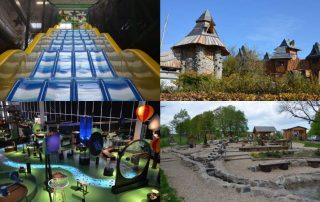 Zábavní parky pro děti v ČR
