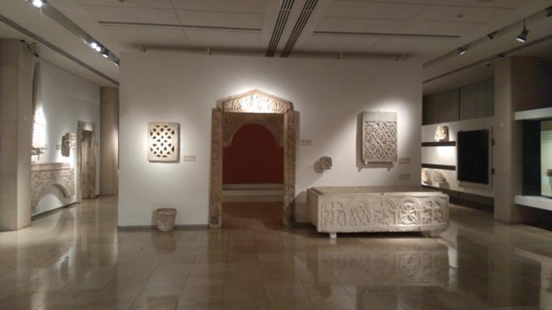 Zadar - archeologické muzeum - Chorvatsko