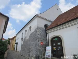 Zadní synagoga Třebíč