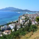 Město Zakynthos na stejnojmenném řeckém ostrově stojí za to