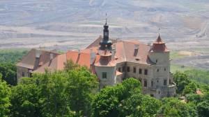 zámek Jezeří