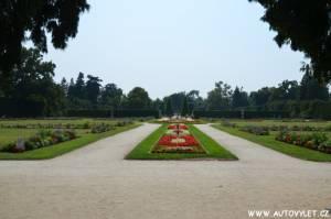 Zámek Lednice - zahrady