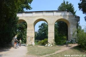 Zámek Lednice - most