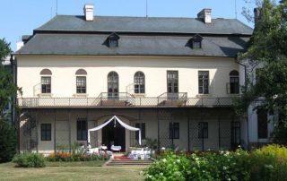 zámek slatiňany