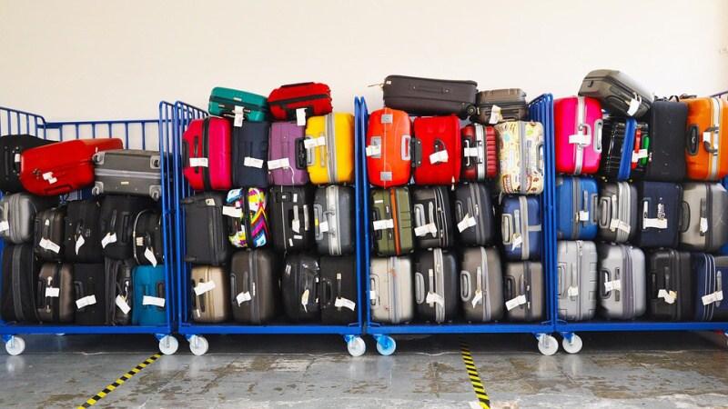 zavazadla kufry