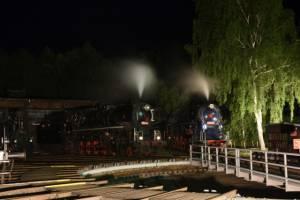 Železniční muzeum ČD Lužná u Rakovníka 1