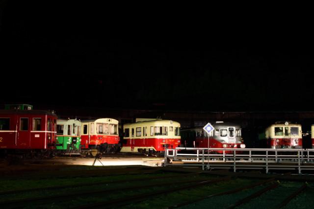 Železniční muzeum ČD Lužná u Rakovníka 2