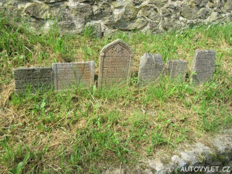 Židovský hřbitov Třebíč 2