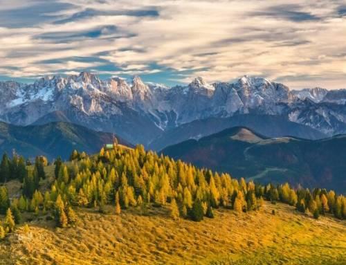 Zimní dovolená na horách v Čechách, na Slovensku i v Alpách