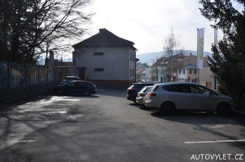zoo brno - parkování