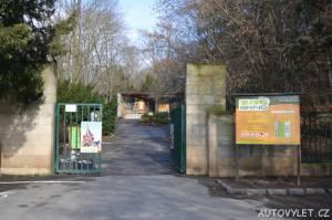 zoo brno - hlavní vchod