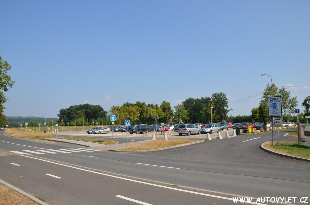 Zoo Lešná parkování zdarma