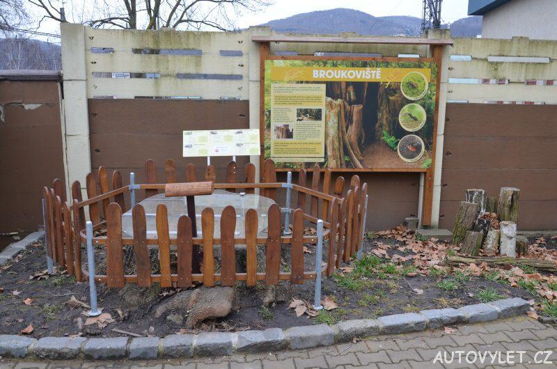 Broukoviště - Zoo Ústí n L