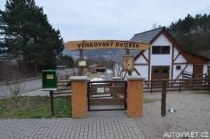 Venkovský dvorek - Zoo Ústí n L