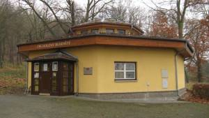Zrcadlové bludiště Větruše Ústí n.L.