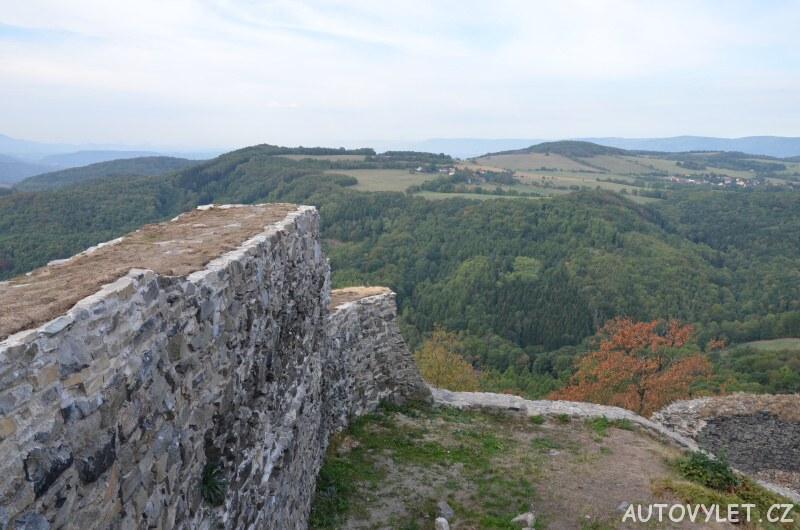 Zřícenina hradu Blansko 8