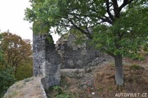 Zřícenina hradu Blansko 11