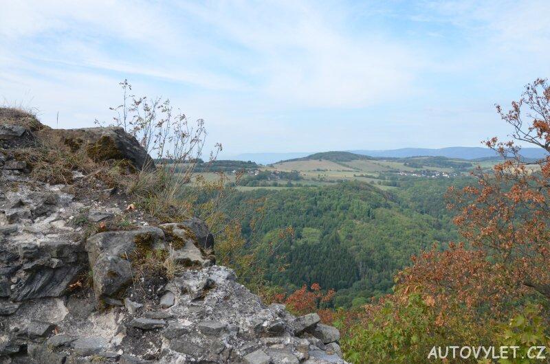 Zřícenina hradu Blansko 12