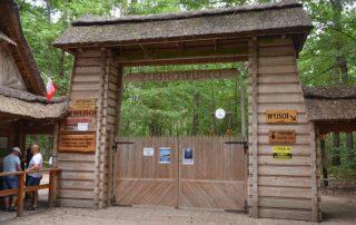 Zubrowisko - Wolinský národní park - Mezizdroje Polsko